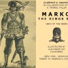 """""""Marko - The kings son"""" од Clarence A. Manning, New York 1932..."""