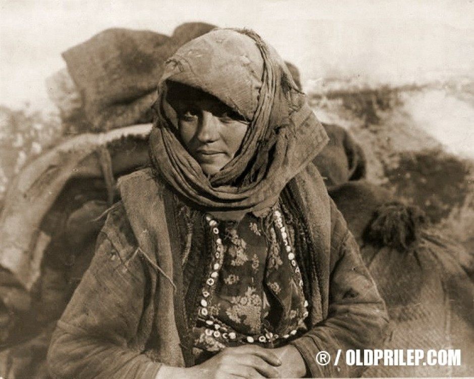 """1915: Чупе во група на бегалци од прилепските """"србомански"""" села, кои се повлекувале заедно со српската војска..."""