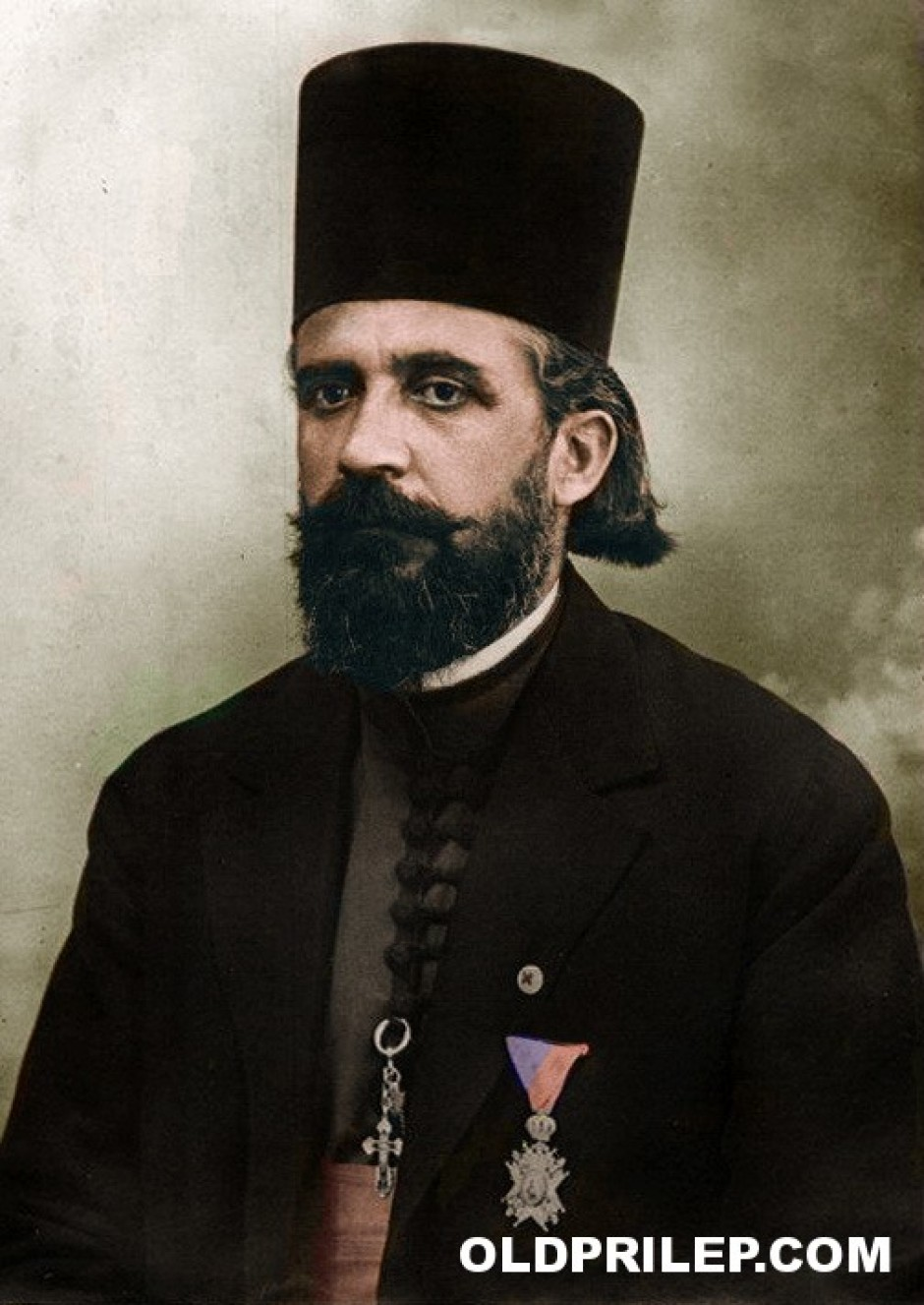 Прота Павле Наумоски