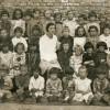 """1928/29: Блага Стефановић, I-б разред основне школе """"Краљевића Марка"""" у Прилепу."""