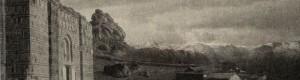 """Црква """"Свети Атанасиј"""" во Варош, 1917..."""