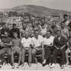 """1960: ФК """"Победа"""" на подготовки во Крушево, на чело со тренерот Благоја Марјановиќ-Моша."""