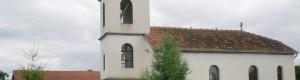 """Црква """"Света Богородица - Пречиста"""", село Кривогаштани."""