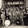 Соколскиот оркестар во Прилеп.