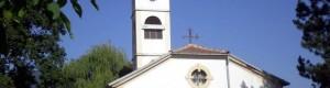 """Црква """"Свети Димитриј"""", село Кривогаштани."""