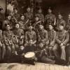 1931: Прилепска соколска музика под диригентство на капелникот Ѓорѓи Шабанче...