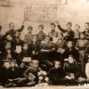 1908/09: Ученици од IV одделение.