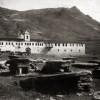 """1918: Манастирот """"Свети Никола"""" кај село Прилепец."""