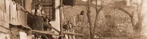 1917: Селски двор во прилепско...