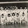 """Сезона 1987/88:  Второлигашката екипа на ЖРК """"Тутунски Комбинат"""", ..."""