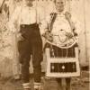 Народна носија од село Локвени.
