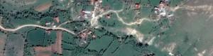 Сателитска снимка од Чумово
