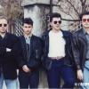 Првата постава на рок-бендот Бен Хур.