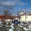 """Црквата """"Света Марина"""" во Боротино."""