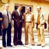 1980: Драгутин Аврамоски, Петар Хаџибошков, Петар Мазев, Душан Перчинков, Љупчо Атанасов и Димитар Кондоски