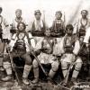 1908: Четата на Трајко Волчев Зојката сликани на Хуриетот во Битола...