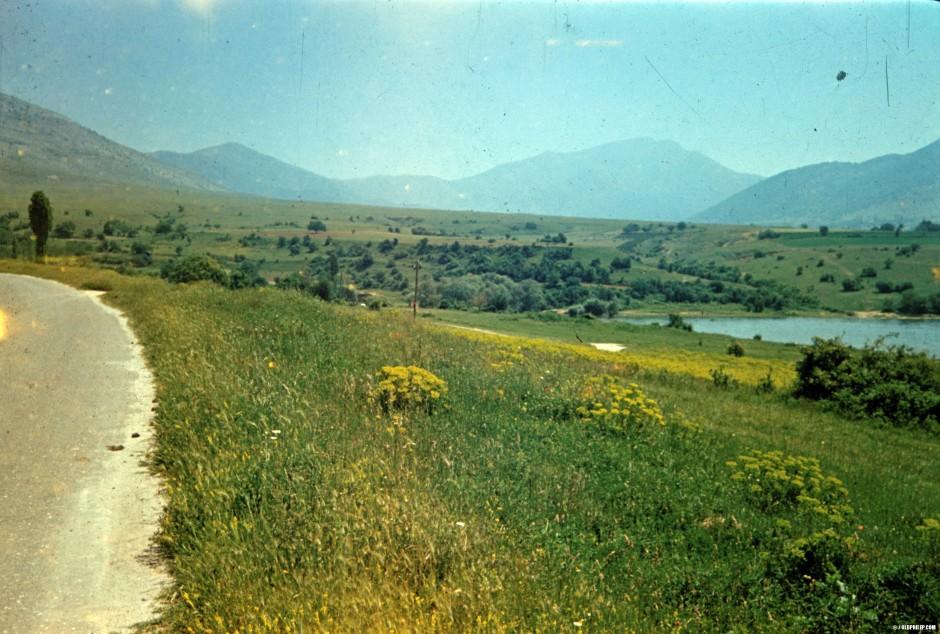 Локација на неолитската населба Пештерица.