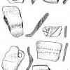 Керамички наоди од неолитската населба Аличаир...