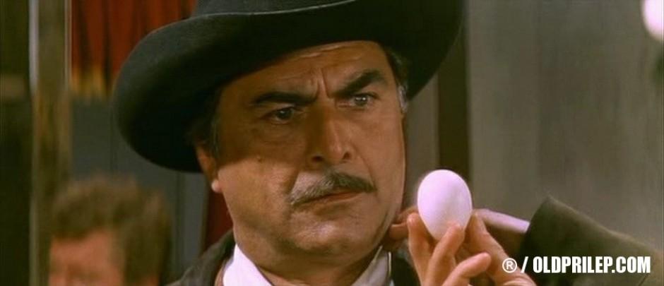 1966: Џувалекоски во филмот Винету и полукрвната Апачи (Winnetou und das Halbblut Apanatschi) во улогата на Curly-Bill...