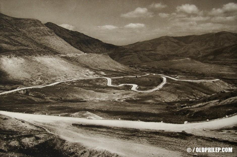 1925: Патот преку Плетвар