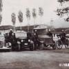 1 мај 1942: Прилепските пожарникари со возниот парк...