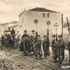 """Прва светска војна: """"Погреб на цивилна жртва од непријателска граната"""""""