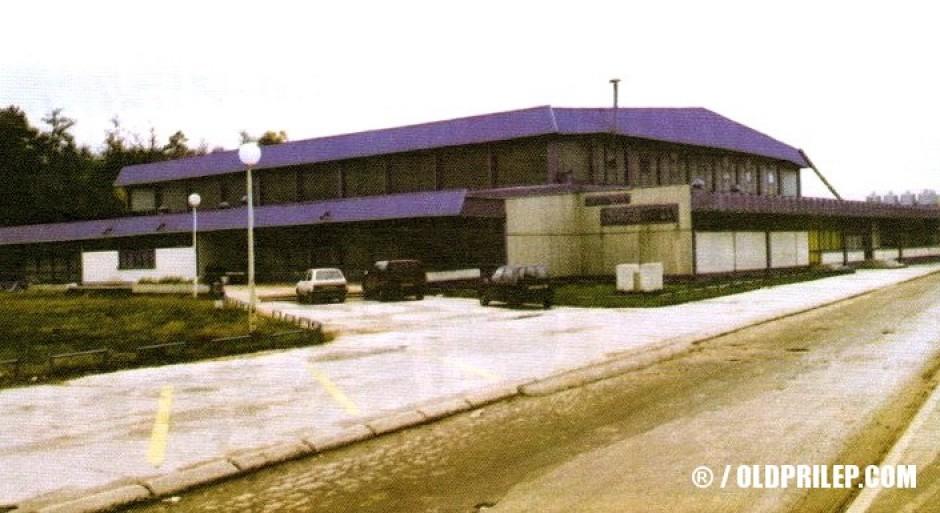 12 јуни 2002: Обновената спортската сала Македонија...