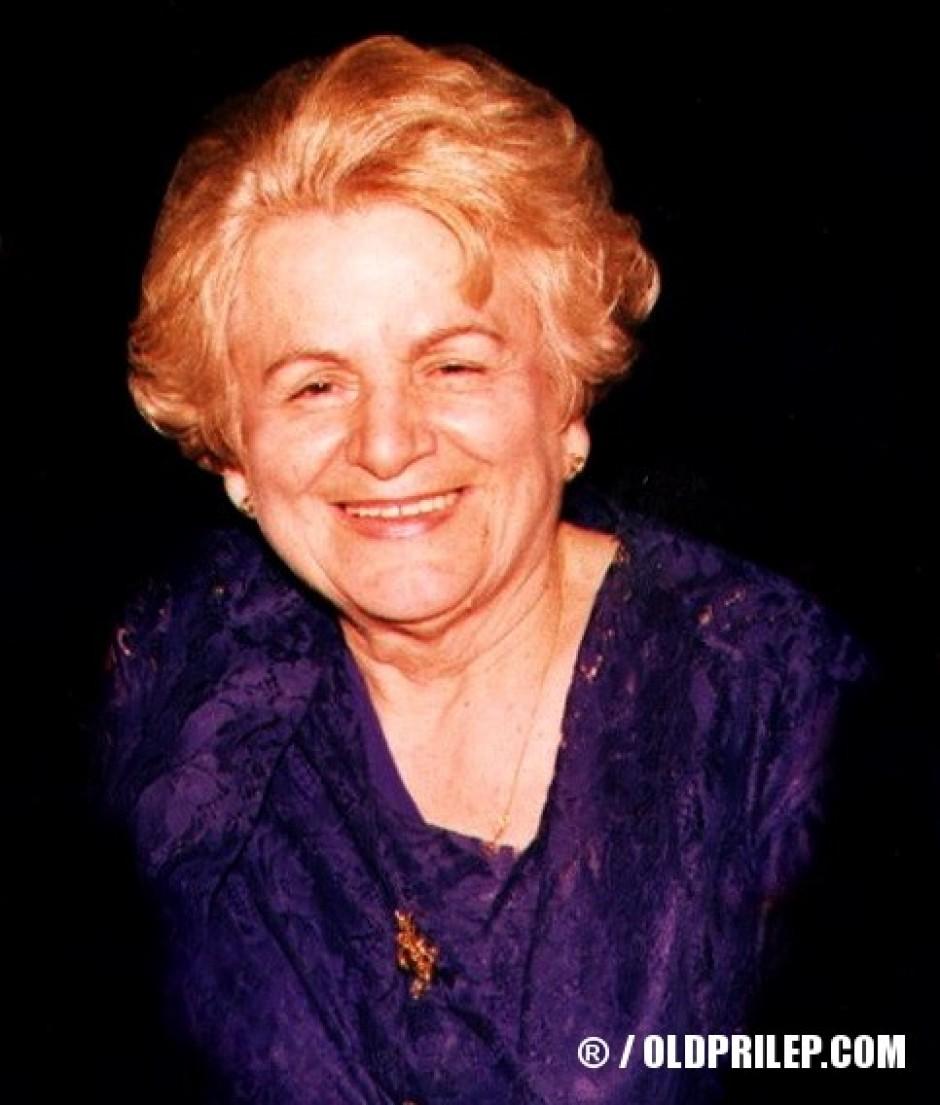 Костадинка Тасеска Брашнарова