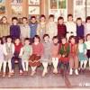 1979/80: Прво одделение, учител: Ванчо Маркоски.