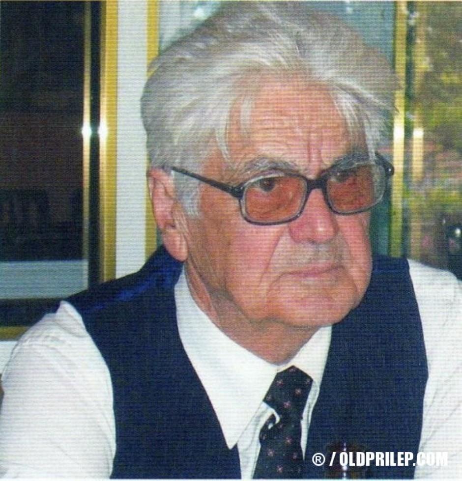 Боро Митриќески - Борана