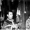 Првата богослужба на прота Александар Алинчанец во црквата Свето Благовештение