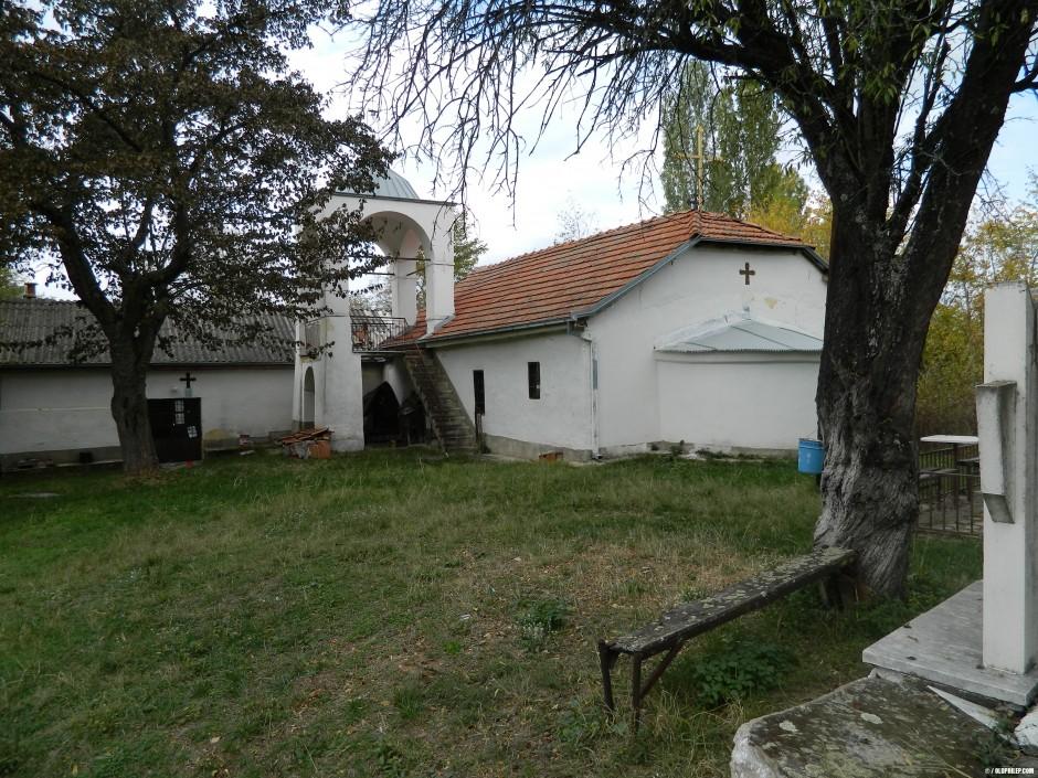 """Црква """"Свети Атанасиј"""", село Лениште"""