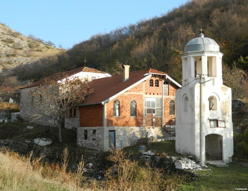 """Црква """"Свети Кузман и Дамјан"""", село Плетвар"""