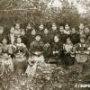Генерација 1897/98 година... Третиот клас од женското училиште во Прилеп...