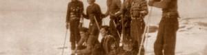 1951: Скијачи на Топташ...