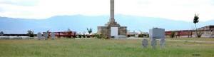 2011: Обновените воени гробишта во Прилеп...
