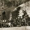 Ученици од III одделениe од ОУ Кире Гаврилоски - Јане со учителот Атанас Петрески во посета на зоолошката градина