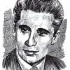 Атанас Прокопија Забзановски (Рускио), (1925-?). Илустрирал: академски сликар Иван Велков во 1972/73 година.