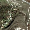 Село Манастир на сателитска снимка