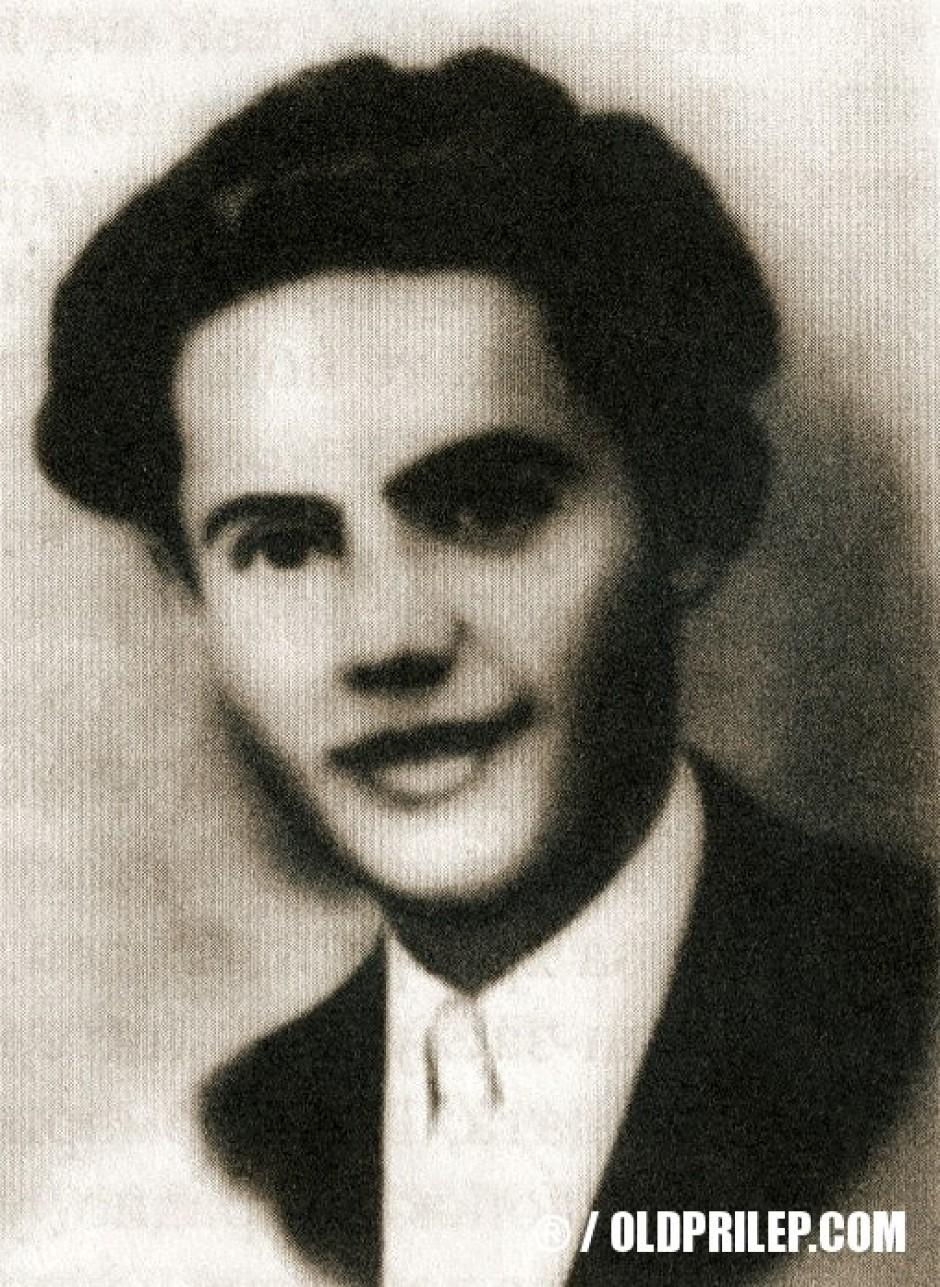 Јоска Јорданоски - Сандански