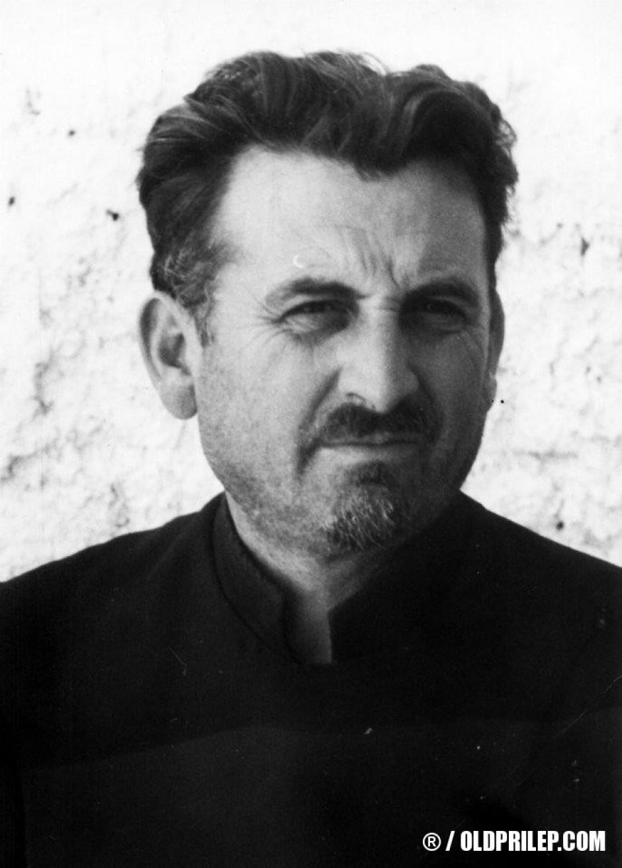 Отец Борис Талески
