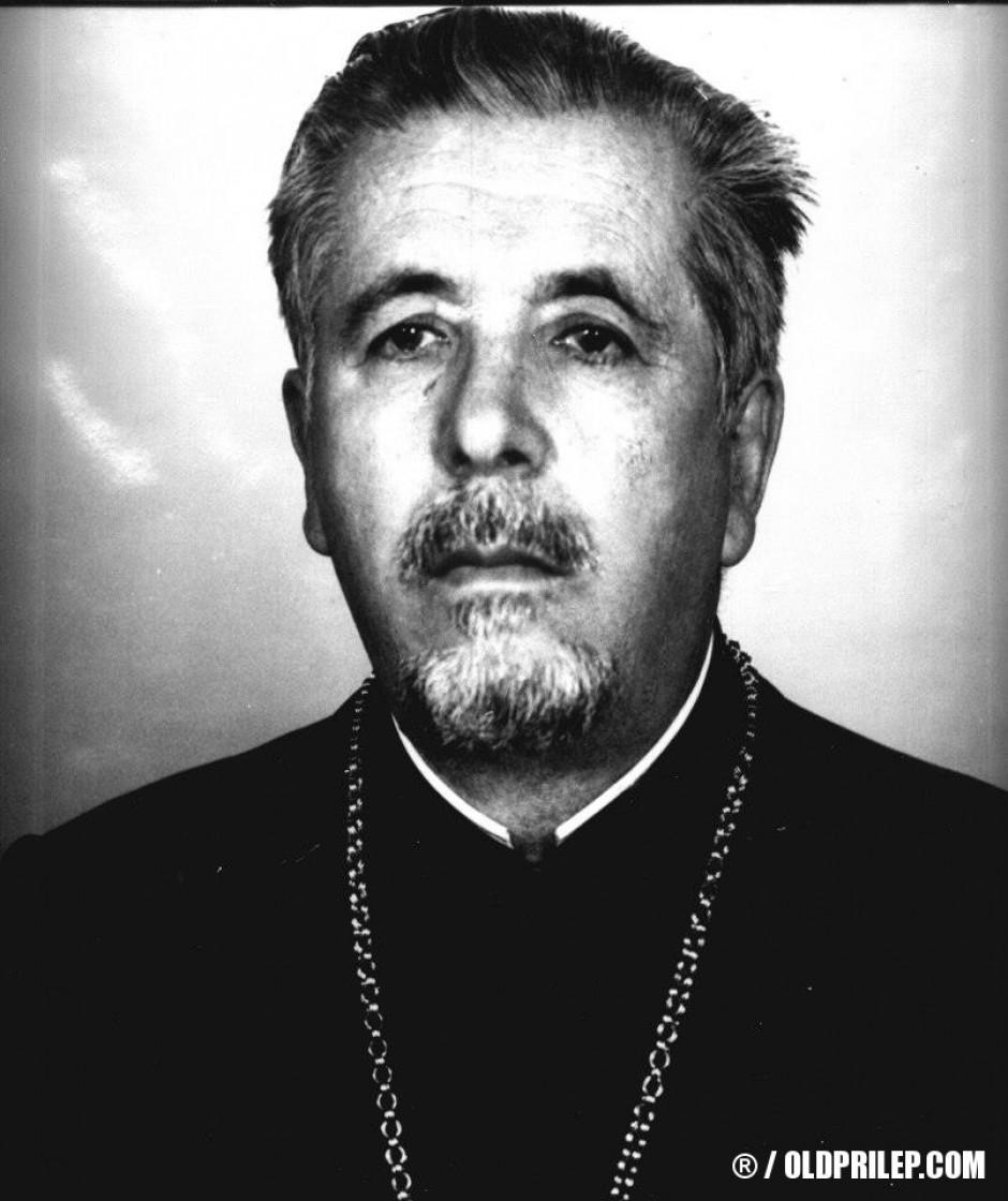 Отец Димитрија Попоски