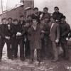 15.03.1971: Групна фотографија на посетителите на курс за заварување.