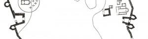 """""""Кале"""" - Дебреште (Деурети, Д'бреште), доцноантички крајпатен кастел."""