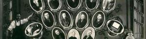 1927: Основачите на прилепската занаетчиска задруга.