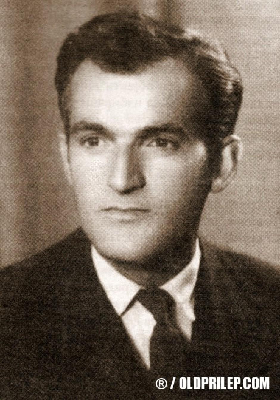 Благоја Топчиески