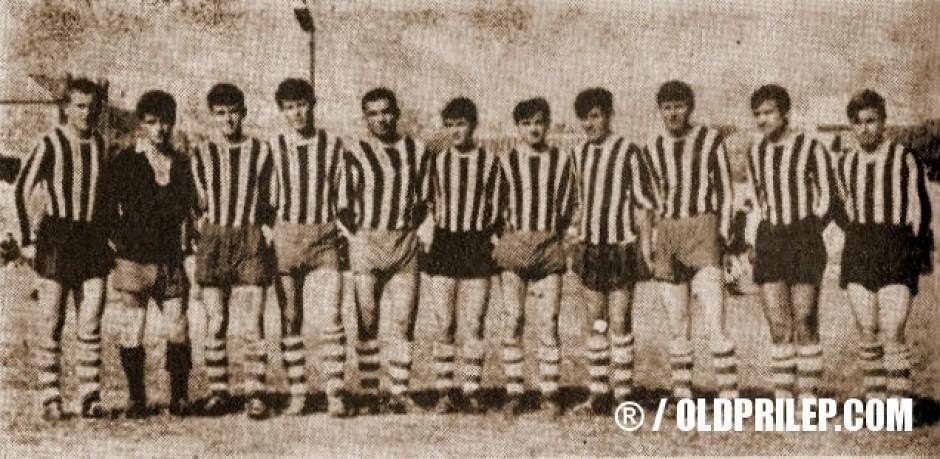 """1965: ФК """"Козара"""" од Заполжани"""