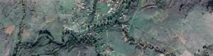 Сателитска снимка од Бонче...