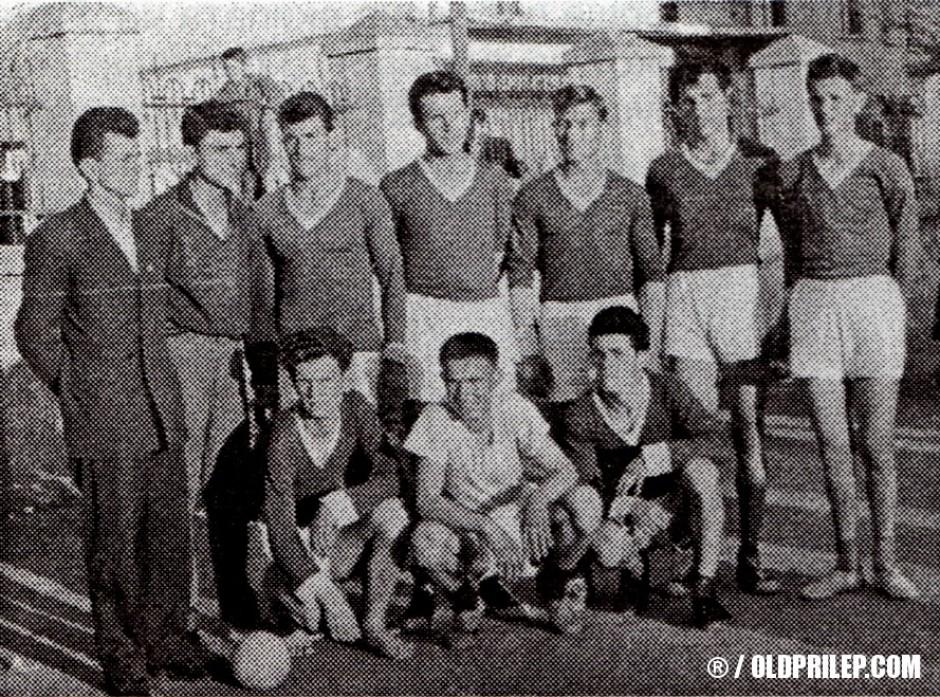 """1957: РК """"Победа"""""""