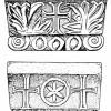 Ранохристијански јонски импост - капители од село Браилово.